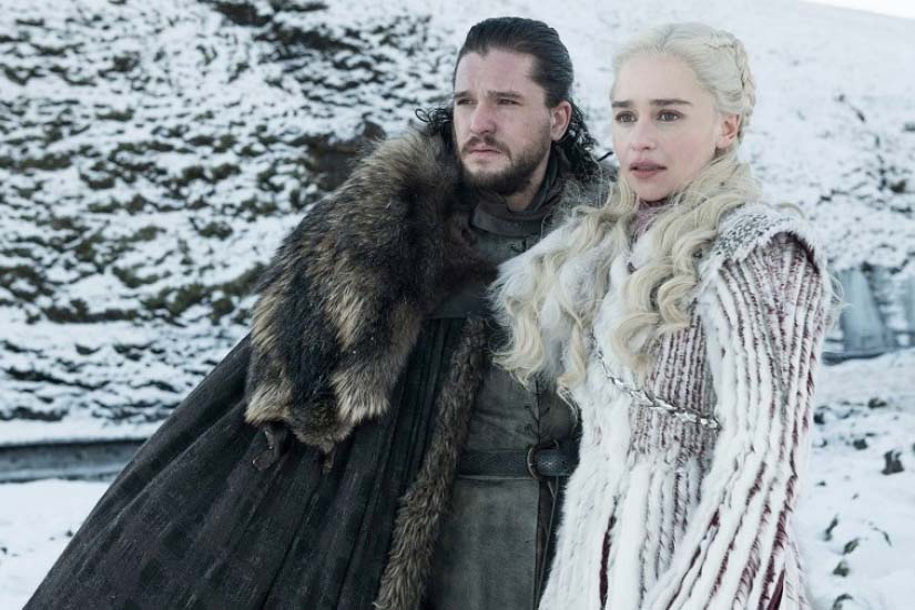 Serienjunkies: Auftakt der 8. Staffel von Game of Thrones