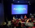 Indiefilmtalk: Ein Panel der DFFB zum Thema: Fremdstoffe - Wieviel Handwerk steckt im Drehbuch?