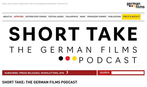 The German Films Podcast