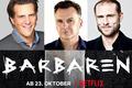 """Stichwort Drehbuch: """"Barbaren"""" - Arne Nolting, Jan Martin Scharf und Andreas Heckmann"""