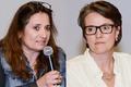Q_Pod: Iris Zappe-Heller und Sabine Derflinger