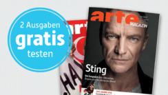 <b>arte Magazin</b>
