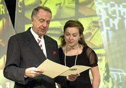 Innovationspreis 2006 vergeben an Tina Thiele