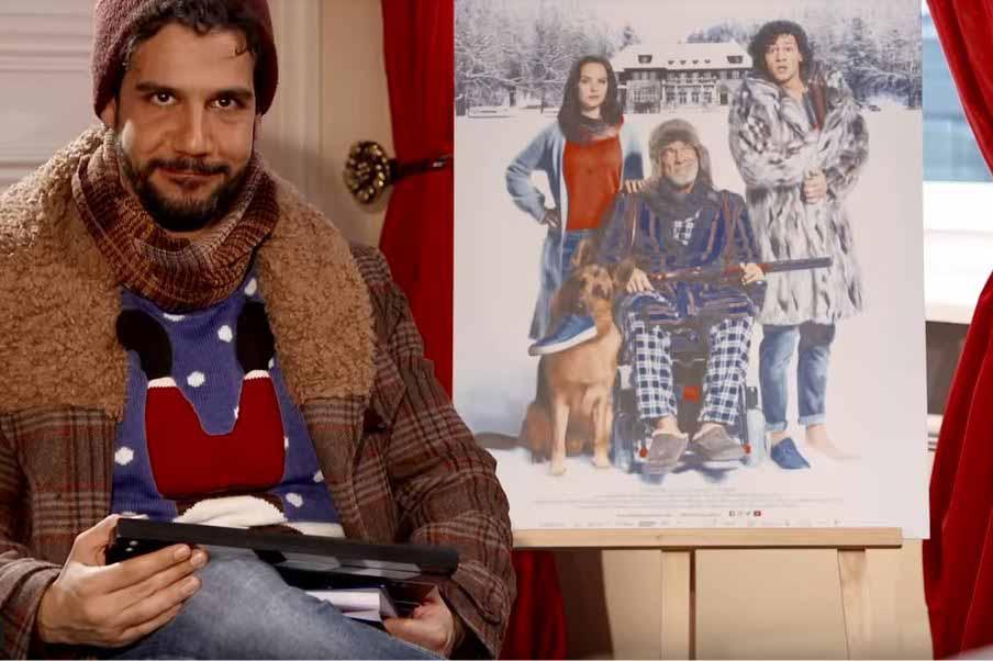Daniele and The Talented Mr. Rizzo: Kalte Füße