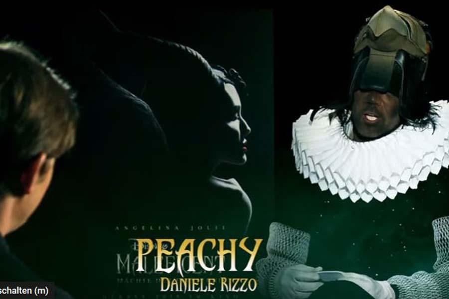 Daniele and The Talented Mr. Rizzo: Maleficent 2 - Sam Riley