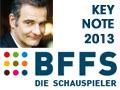 BFFS-Keynote 2013 für die Film- & Fernsehbranche