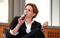 Die Schauspielerin Martina Gedeck im Gespräch