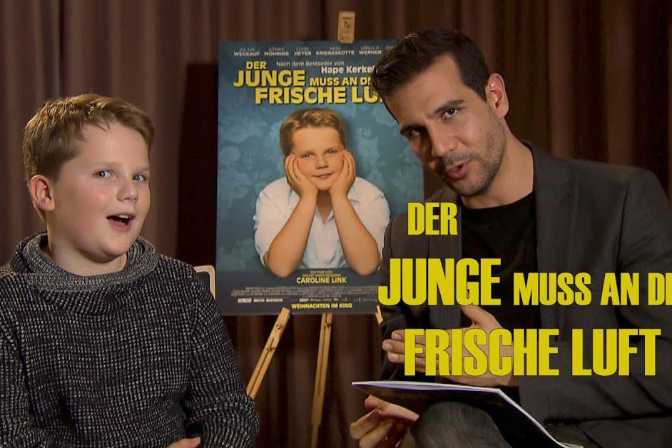 Daniele and The Talented Mr. Rizzo: Der Junge muss an die frische Luft